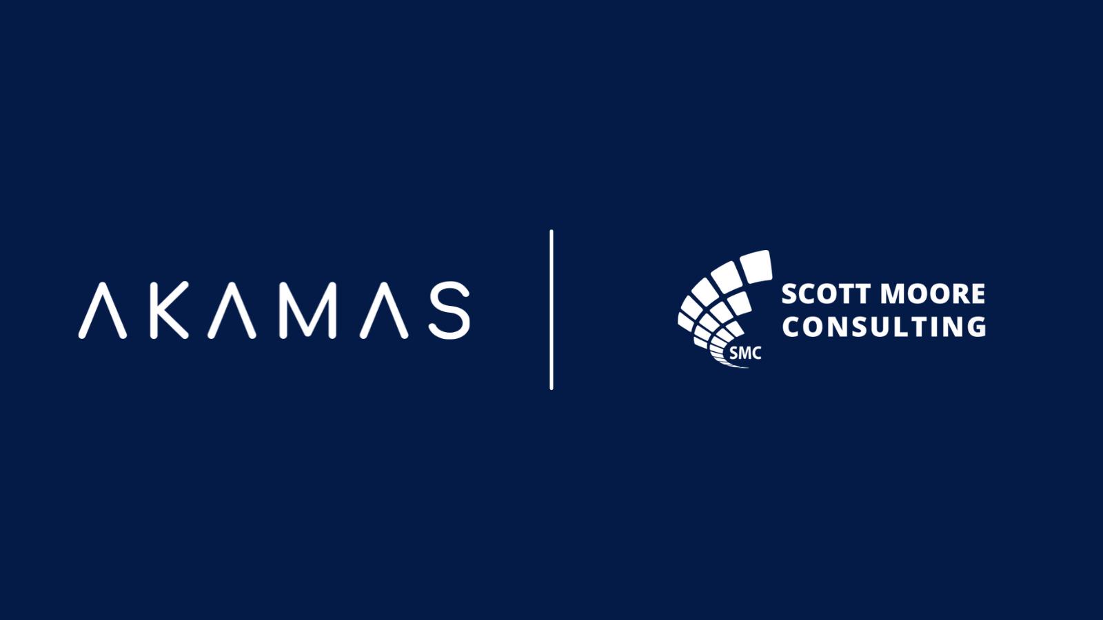 Akamas Scott Moore partnership