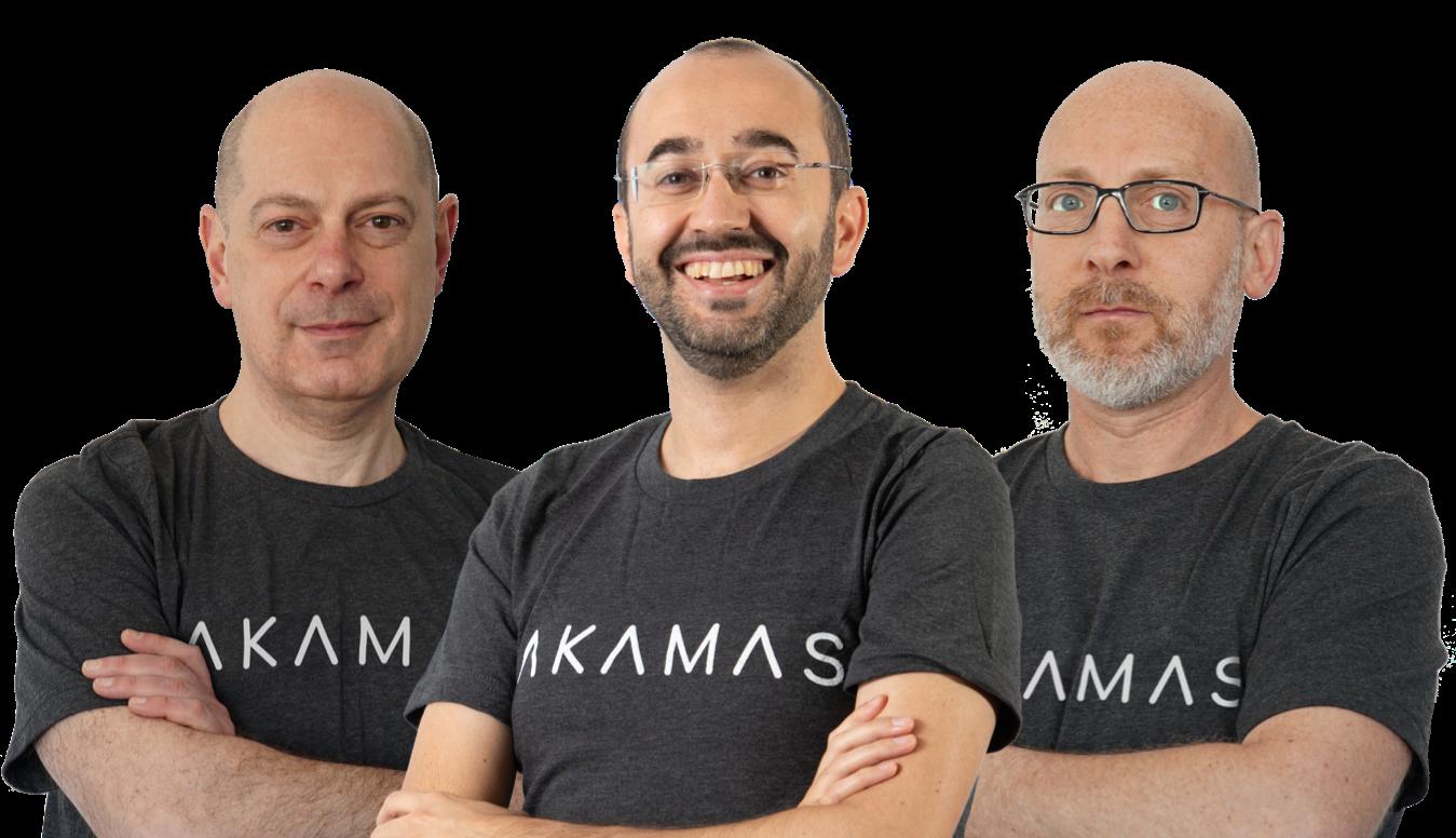 Team Akamas announcement