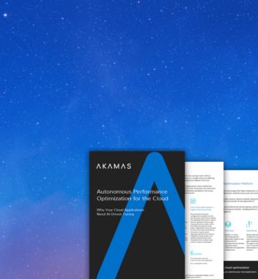 Akamas Cloud Solution brief