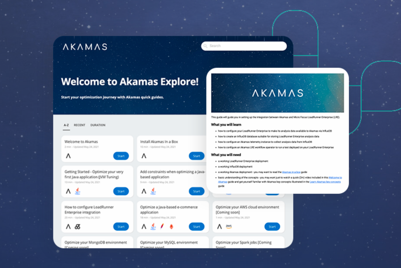 Akamas free trial